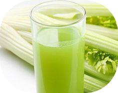 Saiba como fazer suco de salsão para incluir na sua dieta para emagrecer. O salsão possui efeito de saciedade, tem capacidade depurativa e diurética