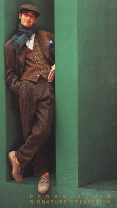 Perry Ellis Fall 1991