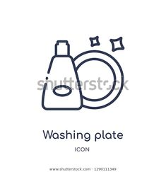 Find Linear Washing Plate Icon Cleaning Outline stock images in HD and millions of other royalty-free stock photos, illustrations and vectors in the Shutterstock collection. Cleaning Icons, Outline, Royalty Free Stock Photos, Plates, Teller, Vectors, Cleaning, Licence Plates, Dishes