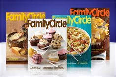 Get great ideas for food and fun for the whole family -- get a two-year subscription to Family Circle for just 7 bucks!