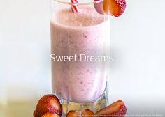 Rezept: Sweet Dreams - Alkoholfreier Milchshake. Alle Informationen: Zutaten, Garnitur, Glas, Zubereitung, ...