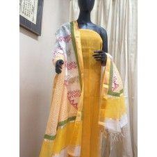 Maheswari Suit set