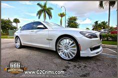 2010 BMW 7 Series 750LI M Sport