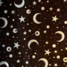 celestial fabric | Celestial Fabric - Fabric, Novelty Print Fabric,Quilting Fabric, Fun ...
