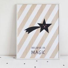 Audrey Jeanne poster magic