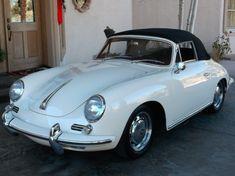 1964 Porsche 356SC Cabriolet