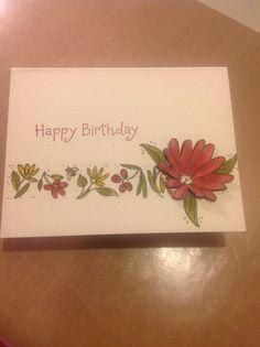 In Full Bloom Birthday