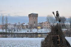 Commessaggio - Mantova Mansions, House Styles, Italia, Villas, Palaces, Mansion, Mansion Houses