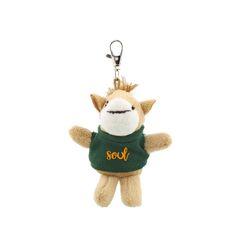 AK185HORSE - Wild Bunch Key Tag Horse - Promotional Stuffed Animal #advertising #marketing