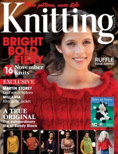 Knitting 109 2012 11