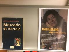 Almudena Grandes (Madrid 1960). Premio Nacional de Narrativa 2018. Madrid, Polaroid Film, Cover, Books, Door Prizes, Writers, News, Libros, Book