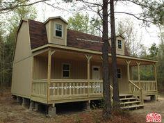 Bon Mega Storage Sheds   Barn Cabins