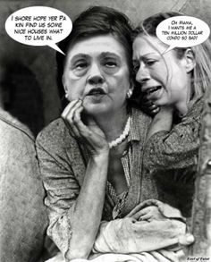 Poor, broke Hillary! LOL - I am sure many Americans want to be as poor as she says she has been.