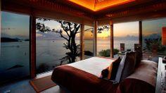 Sri Panwa em Phuket Tailândia | Splendia - http://pinterest.com/splendia/