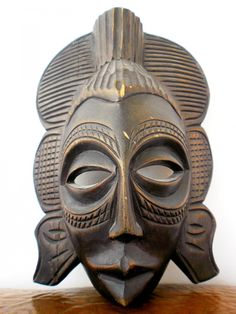 African Mask                                                       …