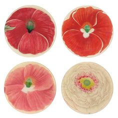 Poppies by John Derian.