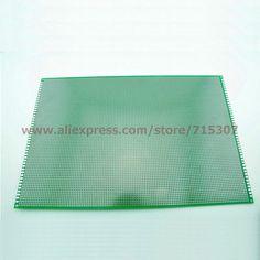 $13.99 (Buy here: https://alitems.com/g/1e8d114494ebda23ff8b16525dc3e8/?i=5&ulp=https%3A%2F%2Fwww.aliexpress.com%2Fitem%2F1pcs-20-30-20x30cm-single-side-PCB-prototype-board-fiberglass-FR4-board-universal-board-test-board%2F1907290933.html ) 1pcs 20*30 / 20x30cm single side PCB prototype board/ fiberglass(FR4) green oil board/universal board/test board 1.6mm thickness for just $13.99