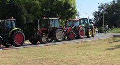 Френските фермери отново се вдигнаха на протести