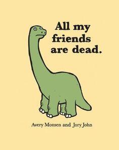 Funny,depressing book
