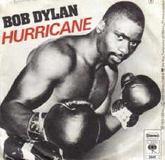 Pop Culture Reference: Bob Dylan - Hurricane is a song about racism and false convictions, which is what ALBD is all about.