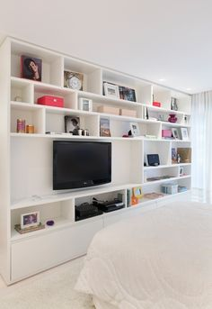 Ideias pra colocar na frente da cama