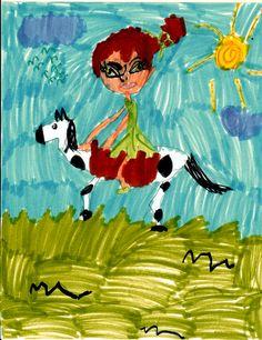 Equestrian Mom
