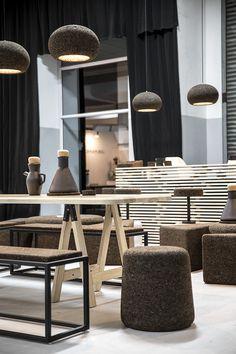 100% Design South Africa: Spier Cork Creative Bar by Laurie Wiid Van Heerden