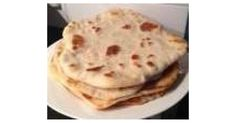 Recipe Naan Bread by learn to make this recipe easily in your kitchen machine and discover other Thermomix recipes in Breads & rolls. Thermomix Bread, Kitchen Machine, Greek Yoghurt, Bread Rolls, Naan, Veggie Recipes, Breads, Veggies, Vegetarian