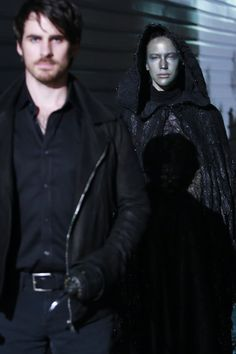 Hook and Nimue