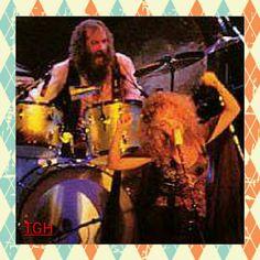 Stevie & Mick of Fleetwood Mac