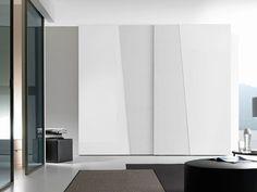 Скачать каталог и узнать цены на Diagonal By presotto, платяной шкаф, Коллекция tecnopolis