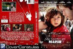 ¿QUE HACEMOS CON MAISE? (2006)  Scott McGehee i  David Siegel. La petita Maisie és troba immersa en el traumàtic divorci dels seus pares: una estrella del rock, i un marxant d'art. #recomanacions #cinema #cinemaimes #divorcis. Disponible a: http://elmeuargus.biblioteques.gencat.cat/record=b1886621~S125*cat#.WIDeXNThDGg