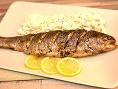 Salmon, Pork, Fish, Recipes, Drink, Kale Stir Fry, Beverage, Pisces