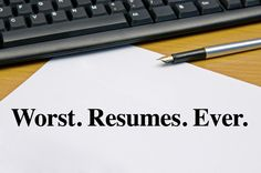 resumes ever