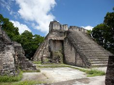 Tikal, located in the Guatemala's Peten Basin was declared a UNESCO world heritage site in 1979. It was the capital of a state that became one of the most powerful kingdoms of the Maya. It is part of the Tikal National Park.