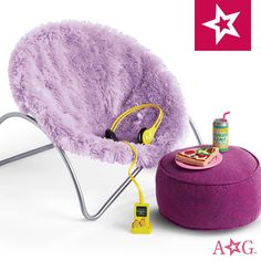 This is Gabriela's favorite place to kick back and relax after dance practice. $75