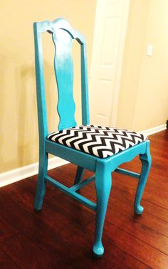 adorable refinished chair