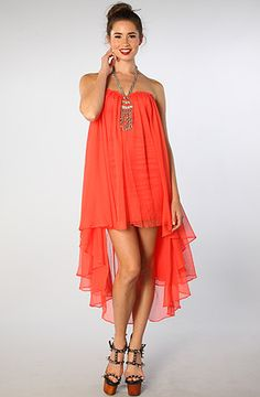 Blaque Label The Sweetheart Chiffon Dress, Save 20% off with Rep Code: PAMM6 #karmaloop #fashion
