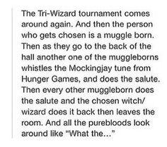 Love Muggleborn headcanons!