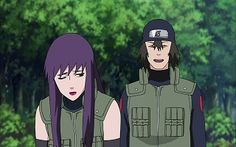 Hayate and Yugao   Hayate and Yugao Hayate Gekko Shinobi tingkat Tokubetsu Jonin Naruto ...