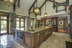 10800 Pleasant Hill Dr, Potomac, MD 20854 | 11,414 sf | 6 bed | 7 full 3 half bath | 4.07 acres | $5,895,000.