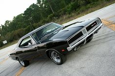 69 Dodge Charger R/T 440 Six Pack