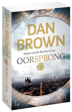 Fifty Shades of Men: Dan Brown - Oorsprong boek review