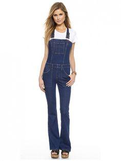 Joe's Jeans Charlie Flare Overalls