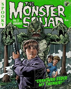 MONSTER SQUAD 3 by MalevolentNate.deviantart.com on @deviantART
