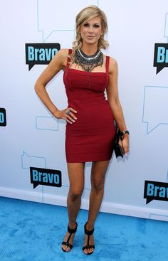Alexis Bellino attends Bravo Media's 2011 Upfront Presentation  on March 30, 2011 in Los Angeles, California.