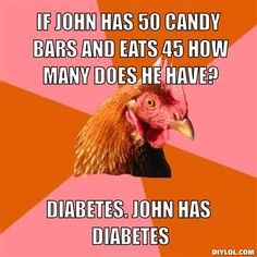no joke chicken meme - I think no joke chicken is my fav meme!!!!