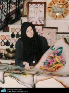 Mujer musulmana - 344