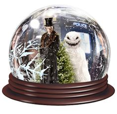 Interactive Doctor Who Site Christmas Wish List Now Live