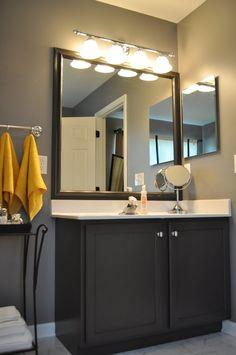 Bathroom Paint Color Behr Creek Bend I Think I Just